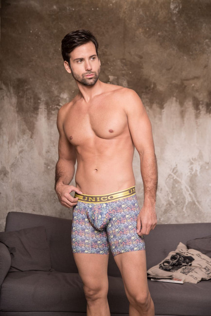 Unico 1902010023063 Boxer Briefs Timeless Color Printed