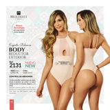 Moldeate 2131 Control Bodysuits Color Coral
