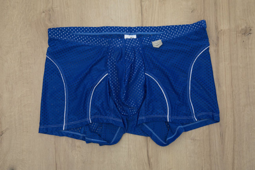 Clever 2415 Sabiniano Boxer Briefs Color Blue