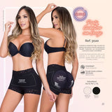 Moldeate 3020 Thigh Slimmers Color Black