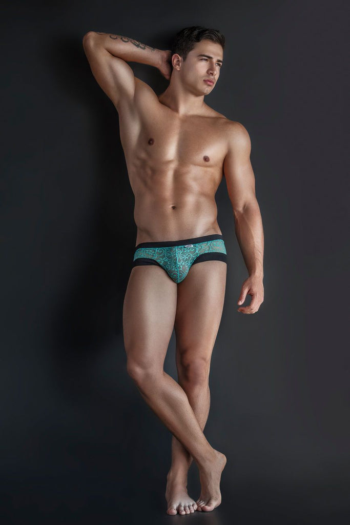CandyMan 99227 Briefs Color Turquoise