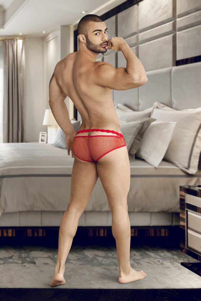 CandyMan 99348 Briefs Color Red