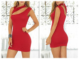 AM PM 4803 Dress Color Red