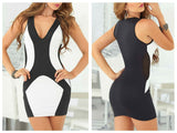 AM PM 4810 Dress Color Black/White