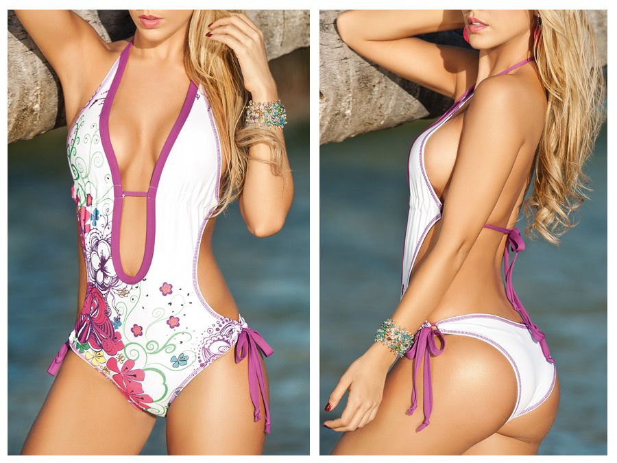 AM PM 6714 Swimsuit Only Color