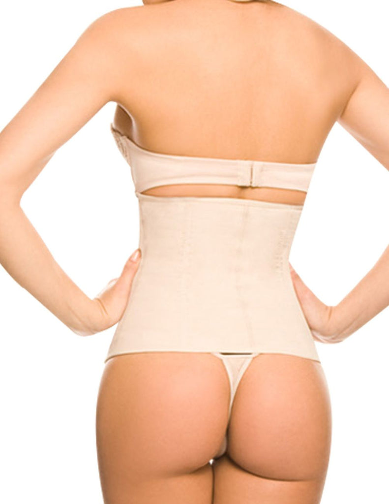 Ann Chery 1024 Powernet Girdle with Hooks Color Beige