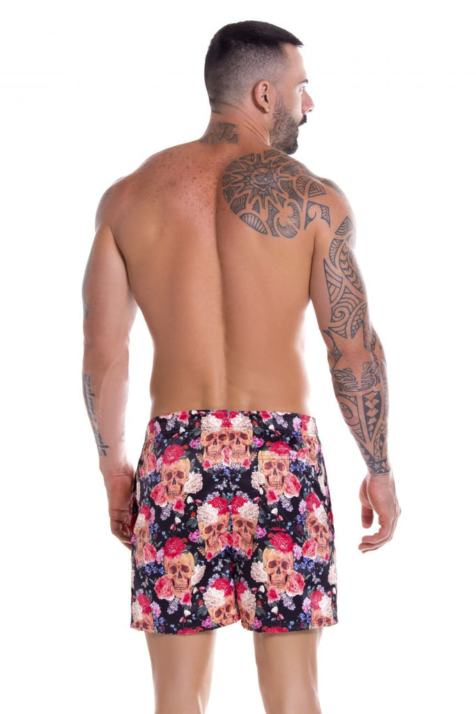 Arrecife 0905 Tabasco Swim Trunks Color Printed