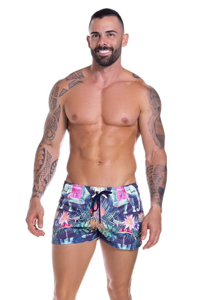 Arrecife 0914 Elephant Swim Trunks Color Printed