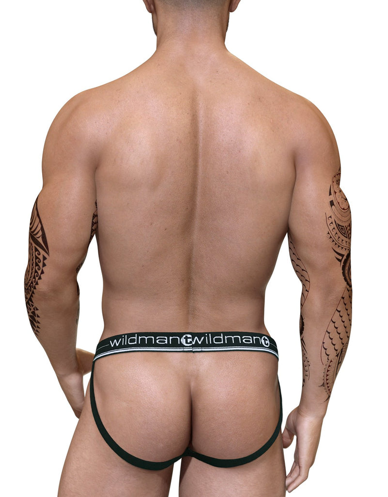 WildmanT Duo Big Boy Pouch Jock Strap