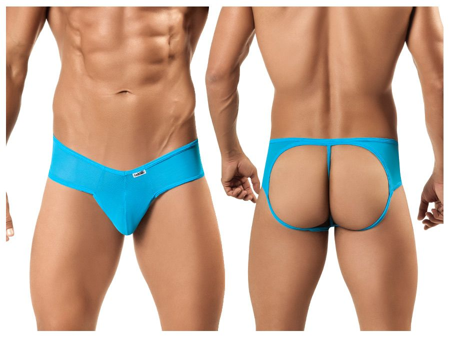 CandyMan 99156 Jockstrap Color Blue
