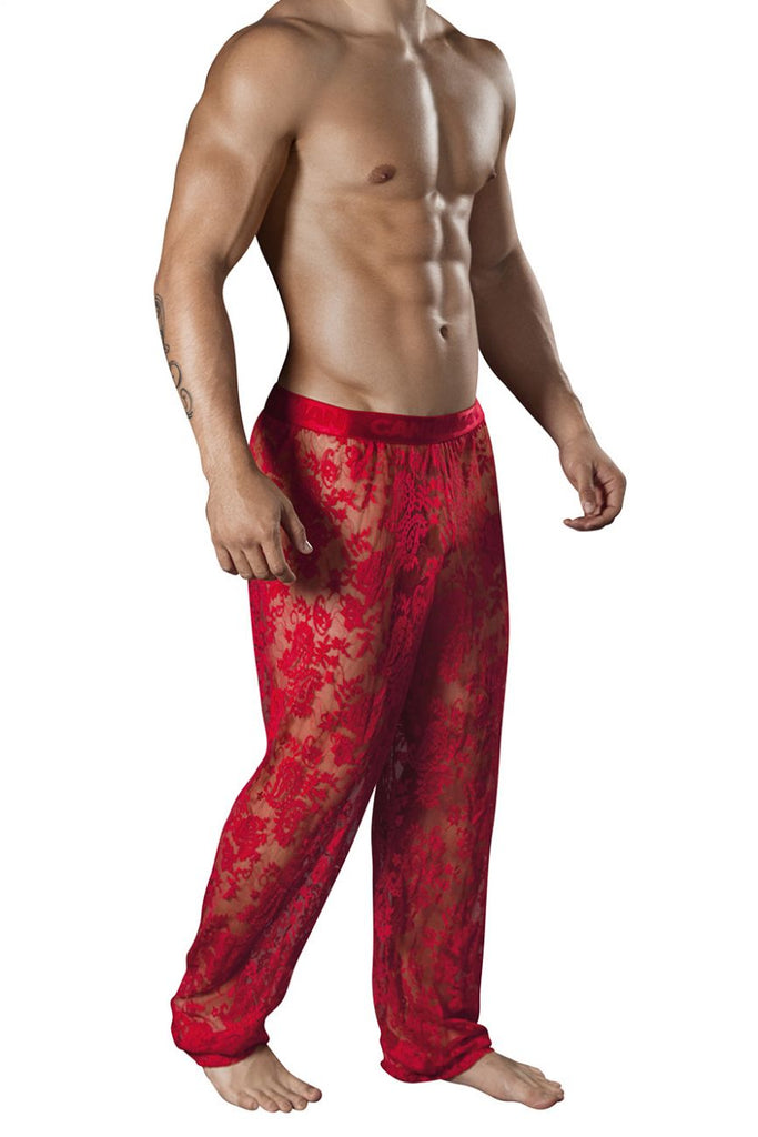 CandyMan 99234 Pants Color Red