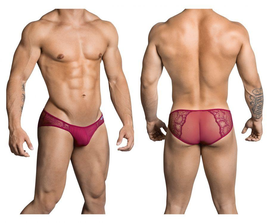 99303 Briefs Color Burgundy