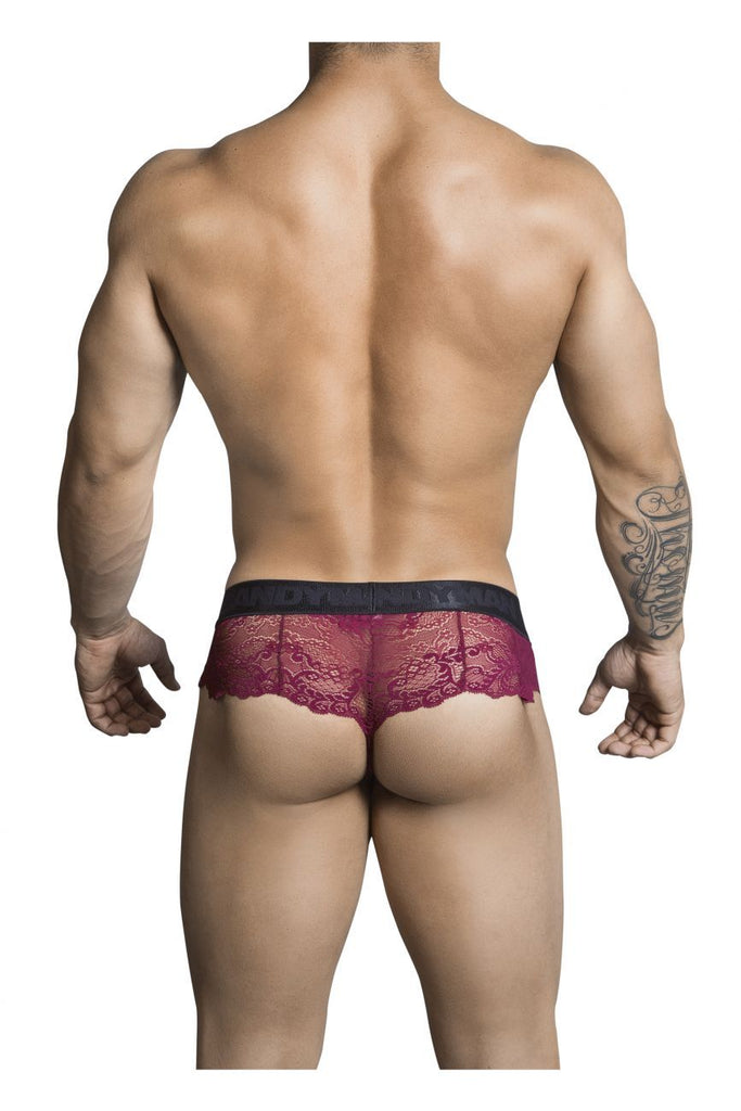 99304 Thongs Color Burgundy