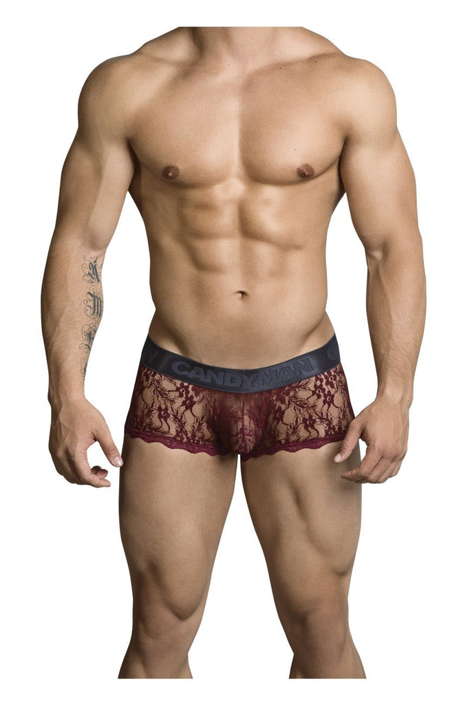 99311 Boxer Briefs Color Burgundy