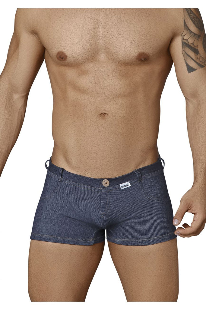 99335 Boxer Briefs Color Denim