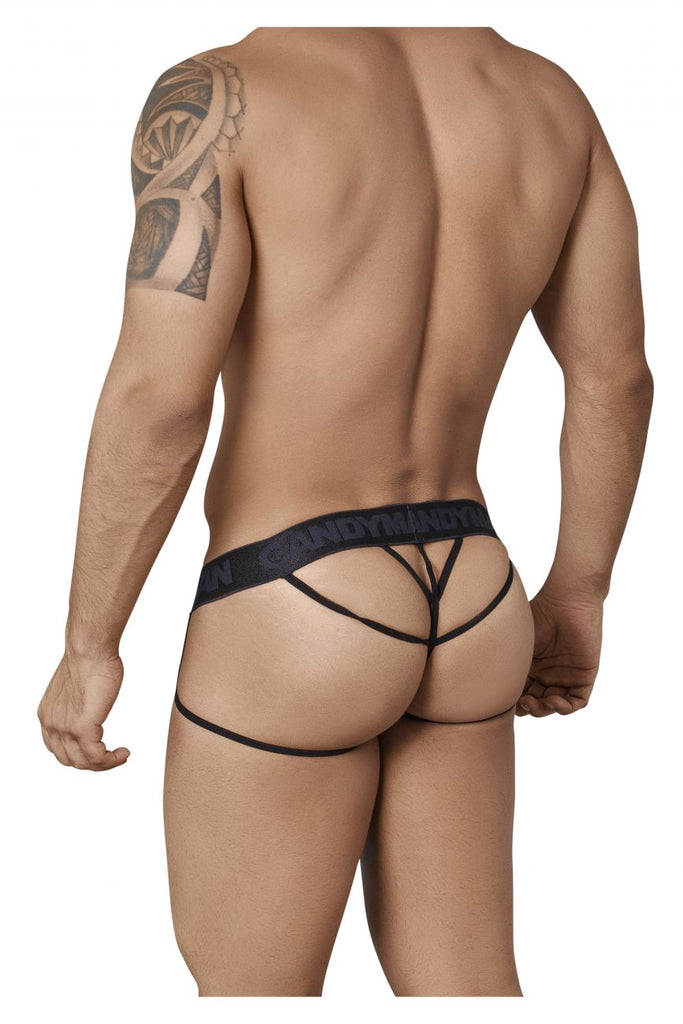 CandyMan 99342 Jockstrap Color Black