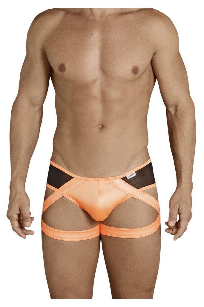 CandyMan 99363 Jock Briefs Color Orange