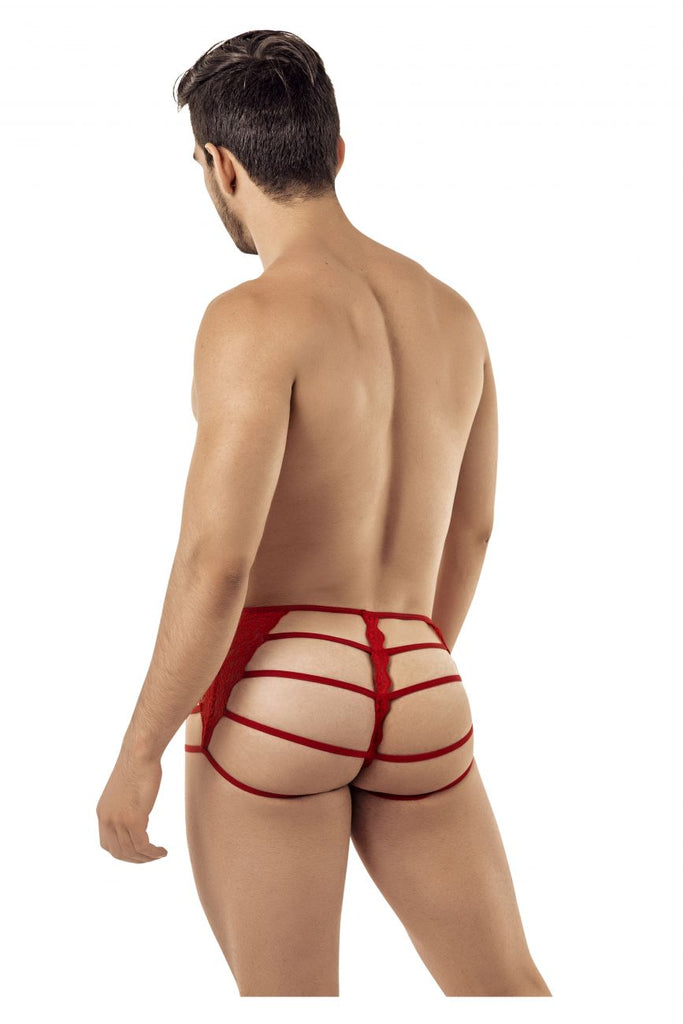 CandyMan 99400 Xoxo Briefs Color Red