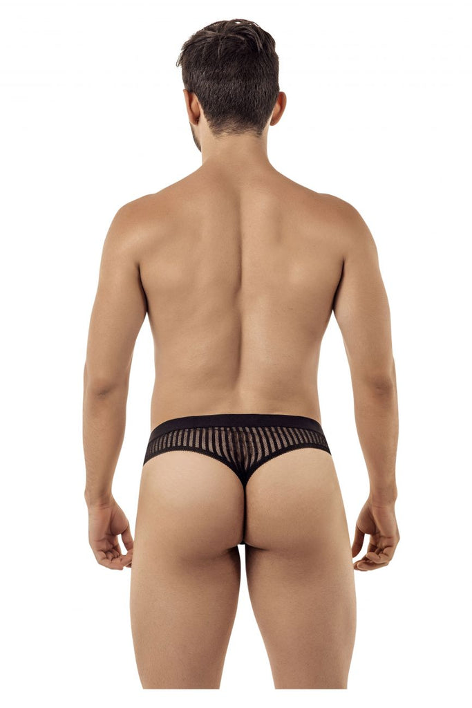 CandyMan 99404 V Thongs Color Black