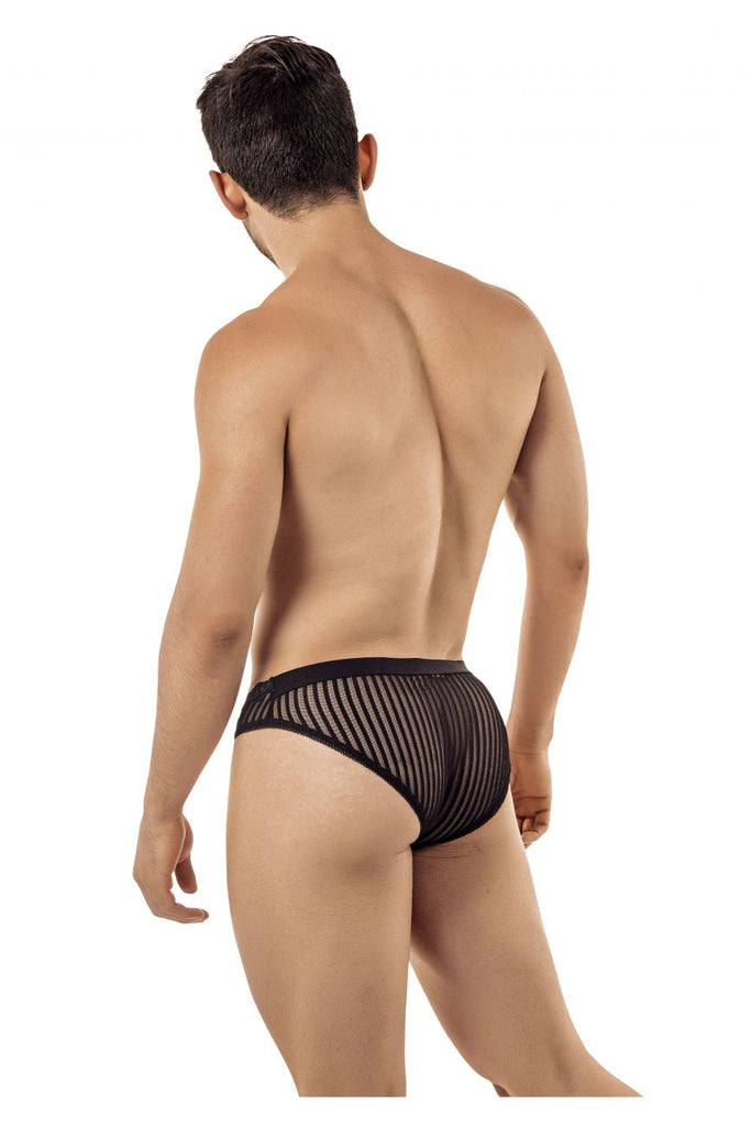 CandyMan 99405 V Briefs Color Black