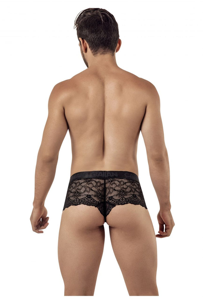 CandyMan 99415 Lace Trunks Color Black