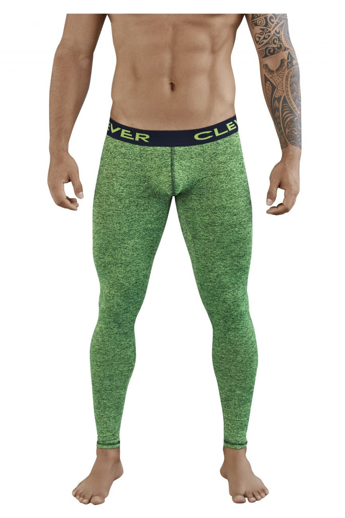 Clever 0312 Aster Long Johns Color Green