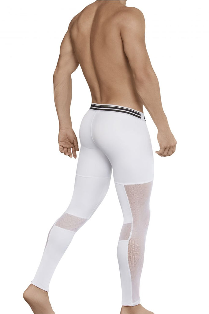 Clever 0313 Colossal Long Johns Color White