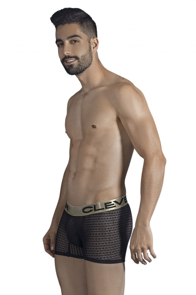 Clever 2309 Romeo Boxer Briefs Color Black