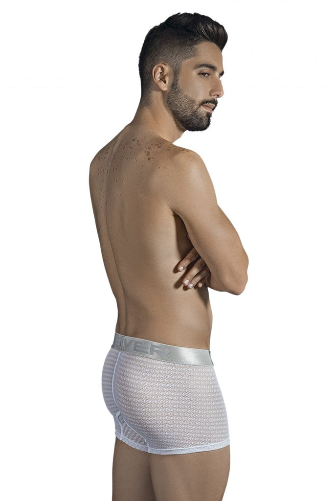Clever 2309 Romeo Boxer Briefs Color White