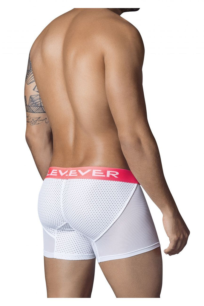 Clever 2318 Aura Boxer Color White