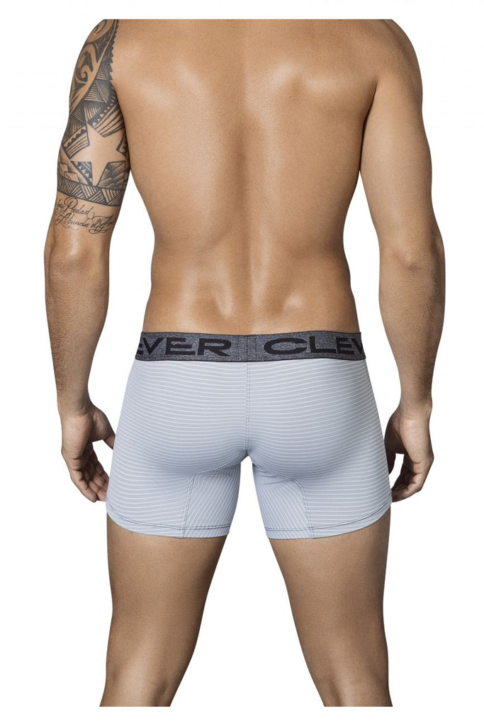 Clever 2338 Bohemian Boxer Briefs Color Gray
