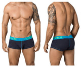 Clever 2352 Open Sky Latin Boxer Briefs Color Blue