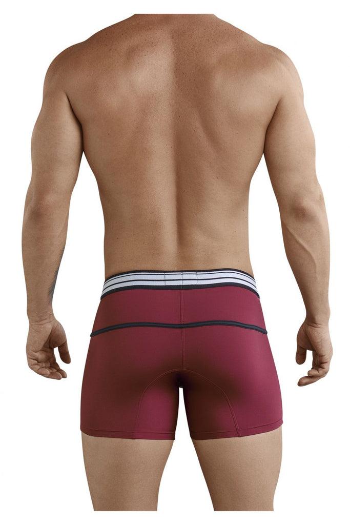 Clever 2366 Czech Piping Boxer Briefs Color Grape