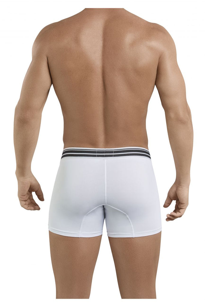 Clever 2387 Sophisticated Boxer Briefs Color White