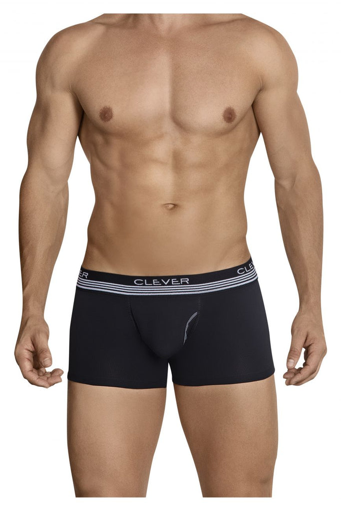 Clever 2410 Julio Latin Boxer Briefs Color Black