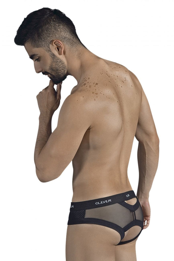 Clever 3006 Gigolo Jockstrap Color Black