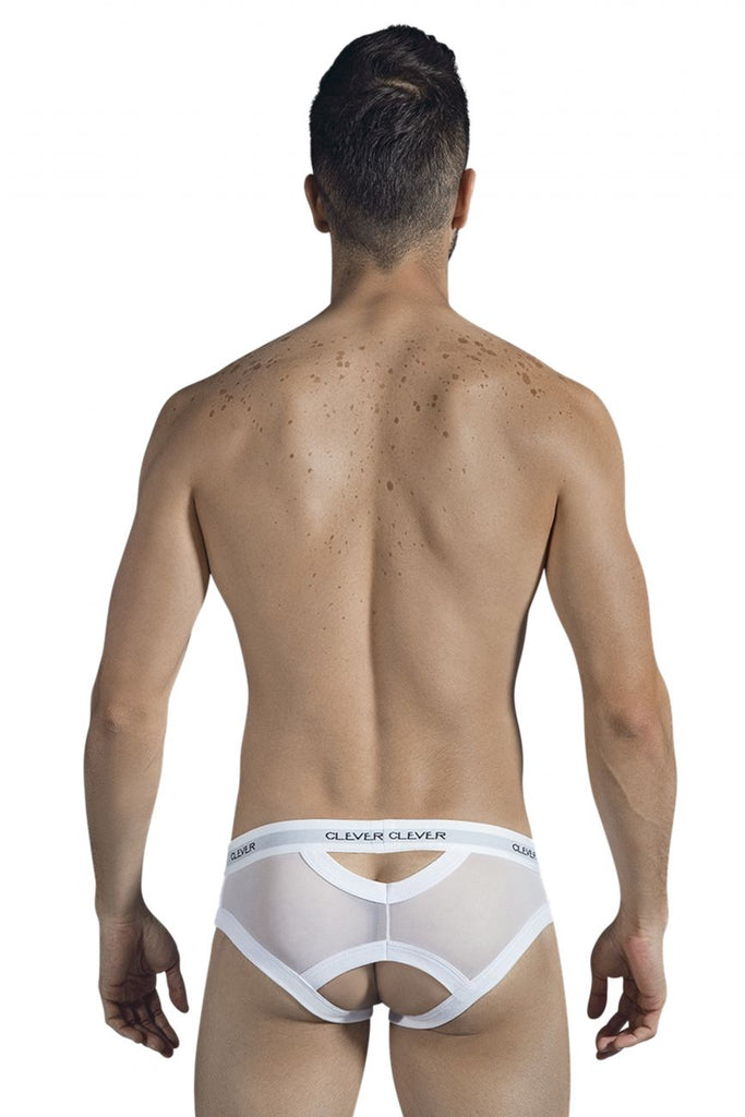 Clever 3006 Gigolo Jockstrap Color White