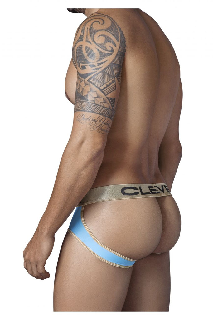 Clever 3007 Sublime Jockstrap Color Blue