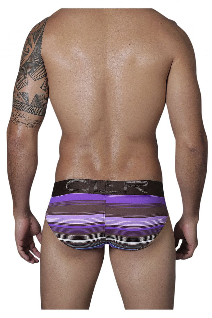 Clever 5099 Limited Edition Briefs Color Grape-31