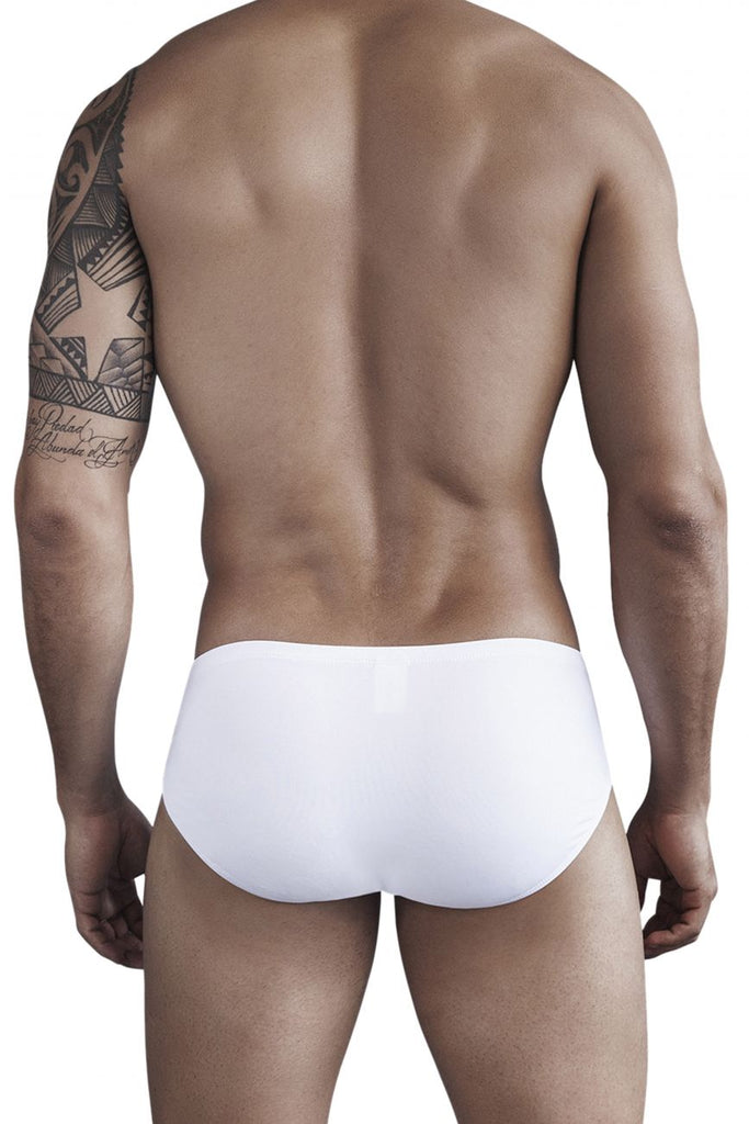Clever 5202 Boriqua Dance Matrix Brief Color White