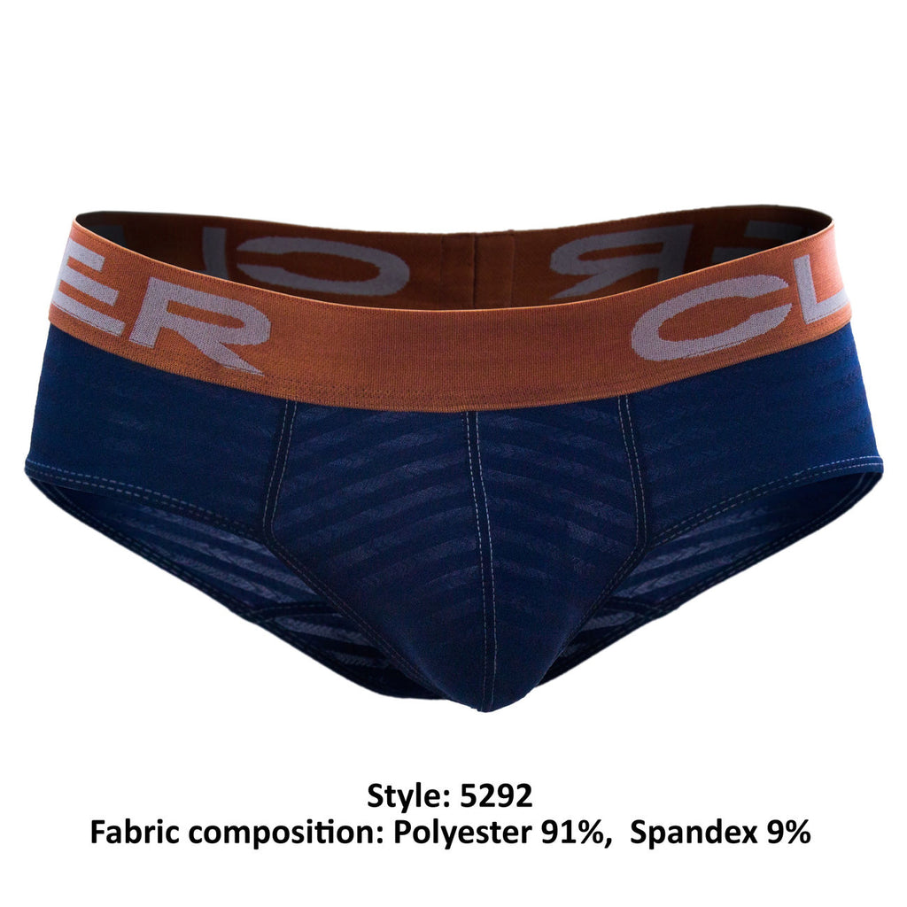 Clever 5292 Egyptian Briefs Color Blue