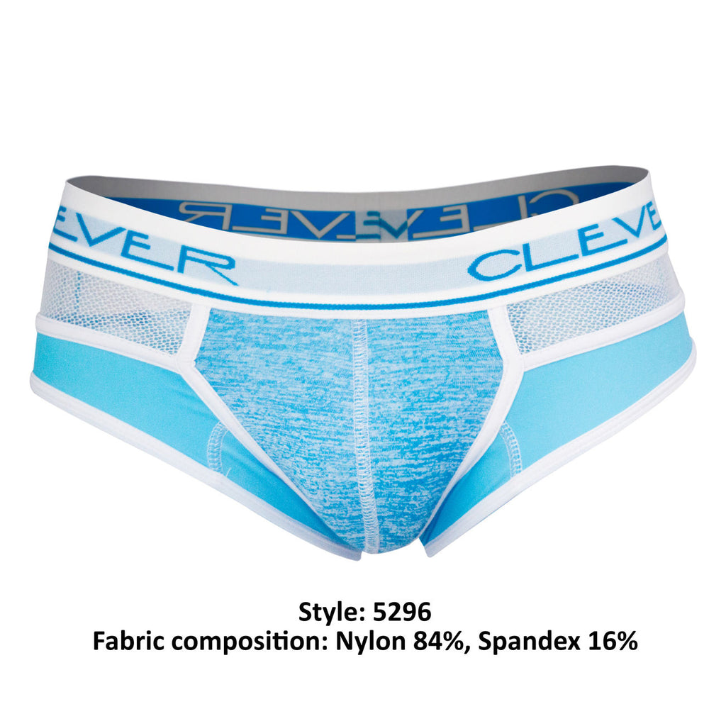 Clever 5296 Honeycomb Briefs Color Blue