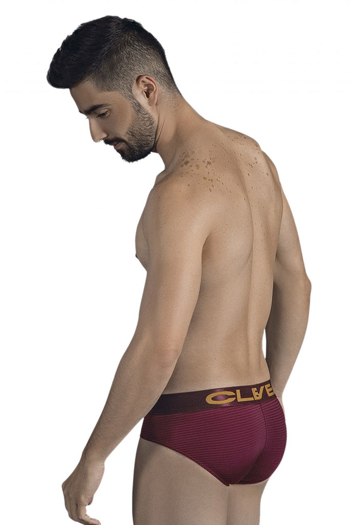 Clever 5298 Stingray Briefs Color Grape