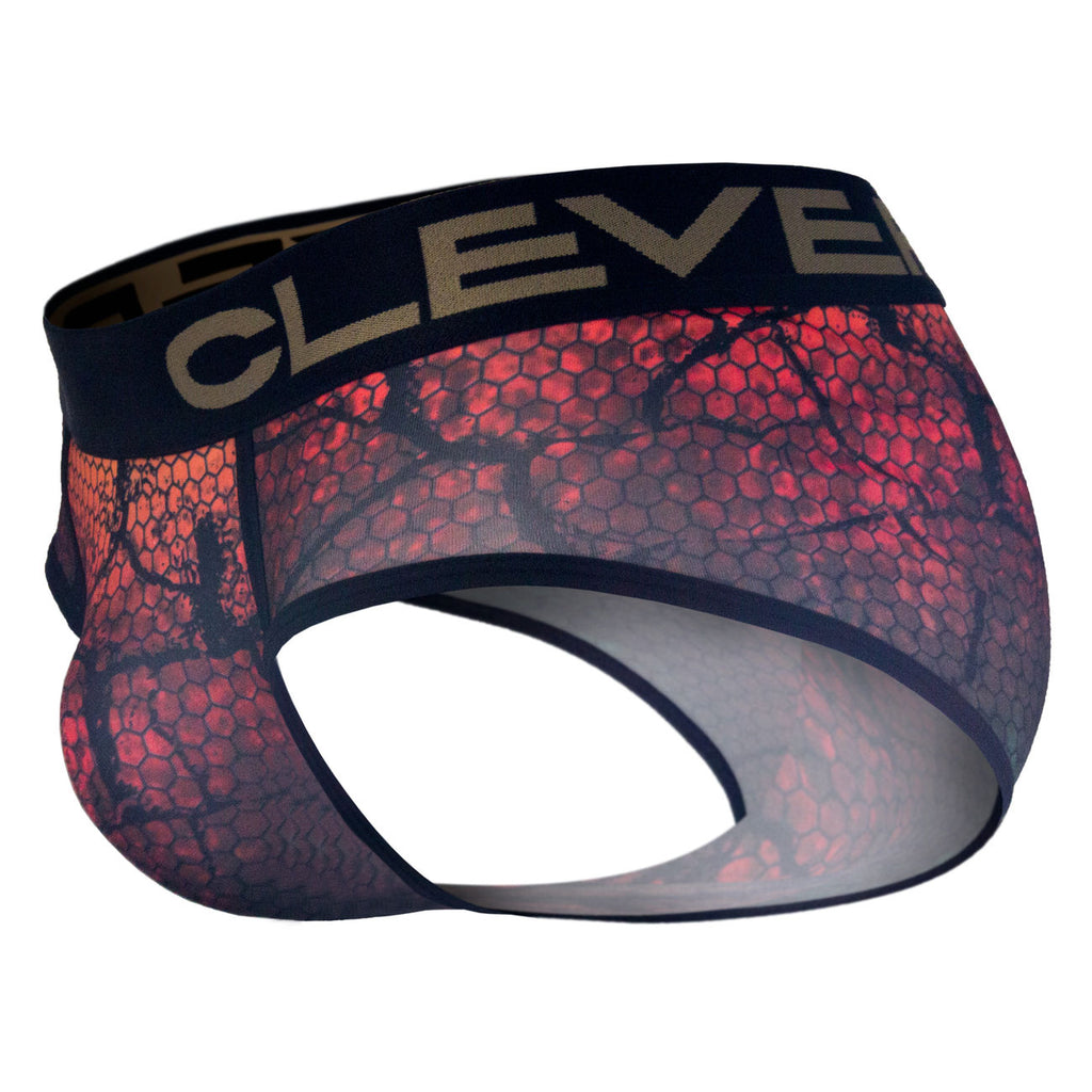 Clever 5301 Chameleon Briefs Color Black