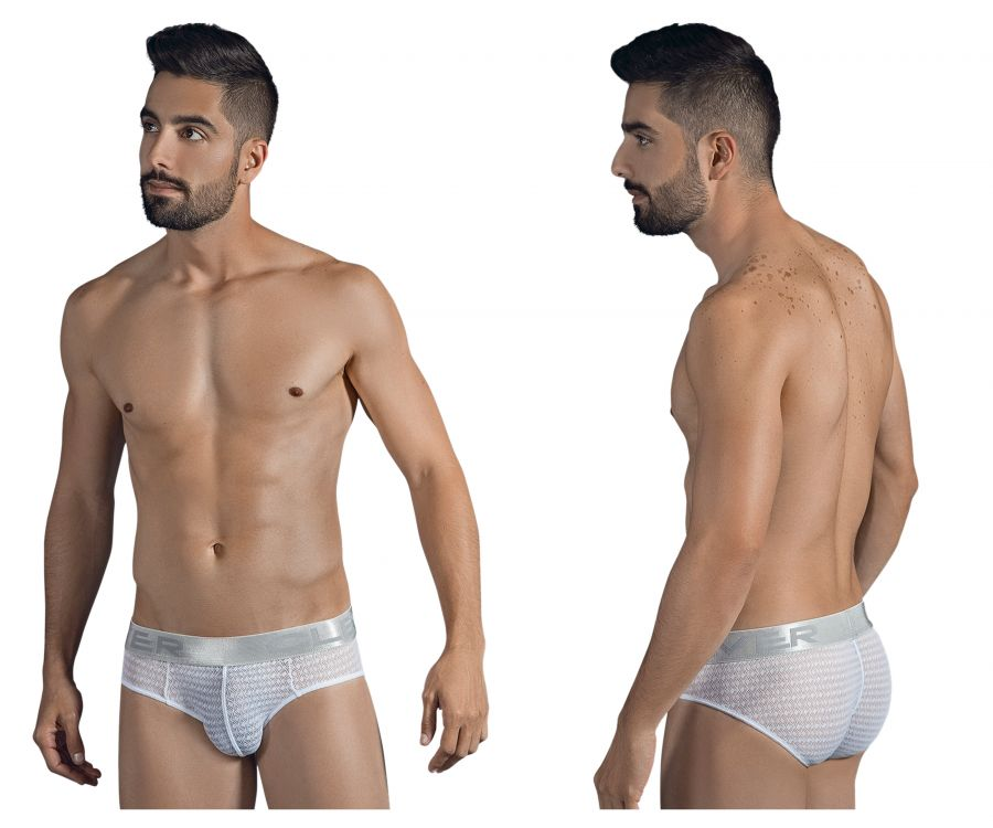 Clever 5309 Romeo Briefs Color White