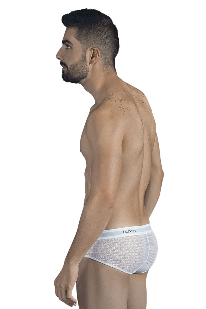 Clever 5310 Magnificent Briefs Color White