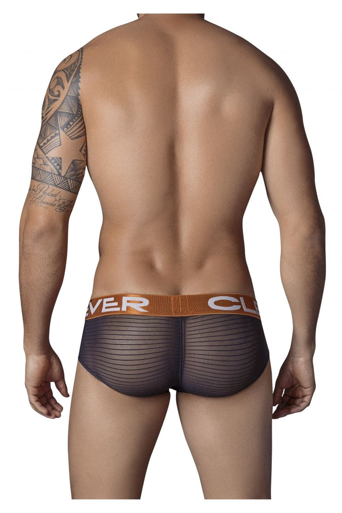 Clever 5333 Trendy Latin Brief Color Black