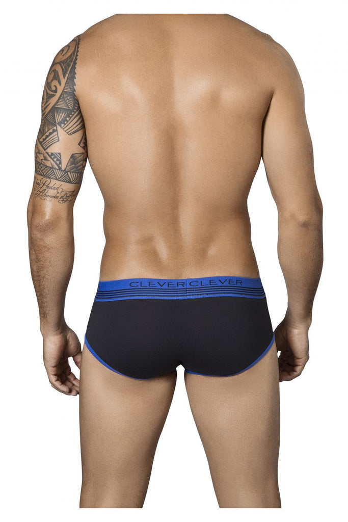Clever 5334 Slang Piping Briefs Color Black