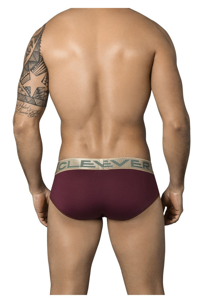 Clever 5356 Rhapsody Latin Briefs Color Grape