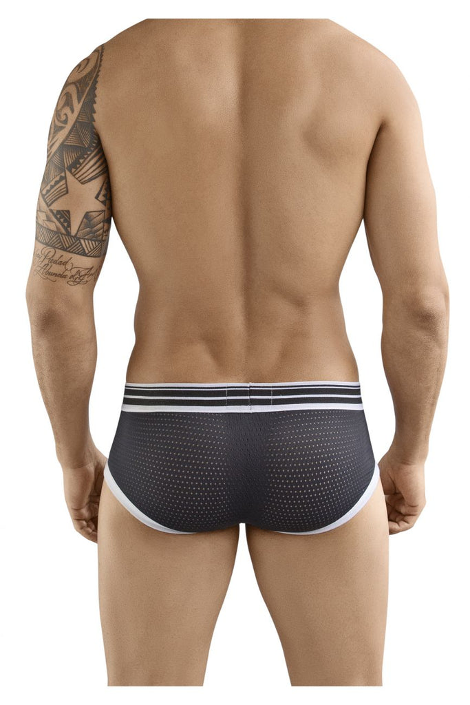 Clever 5359 Extra Sense Piping Briefs Color Black